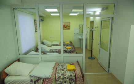пятиместный номер в гостинице Сибирская Венеция СПА